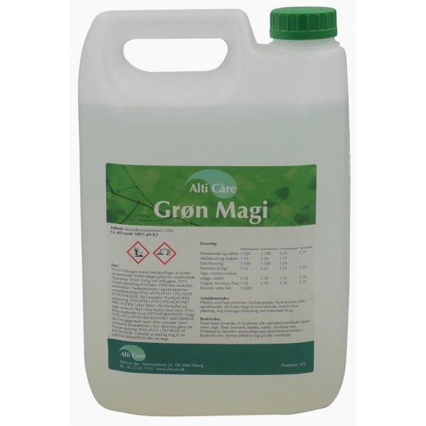 Grøn Magi 5 ltr